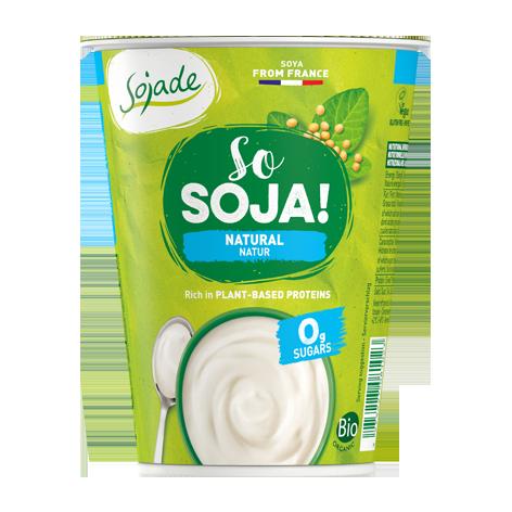 Sojade especialidad de soja – Natural