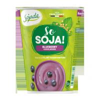 Sojade especialidad de soja - Arándanos