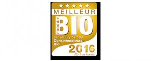 Meilleur produit bio 2016
