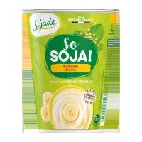 Sojade especialidad de soja - Plátano