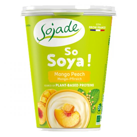Sojade especialidad de soja – Mango y Melocotón