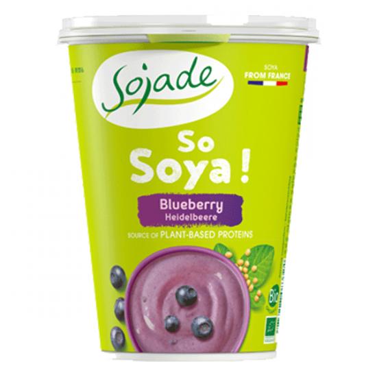 Sojade especialidad de soja – Arándanos