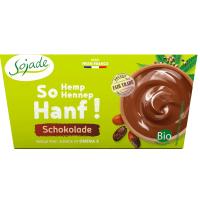 Sojade especialidad biológica de cáñamo - Chocolate