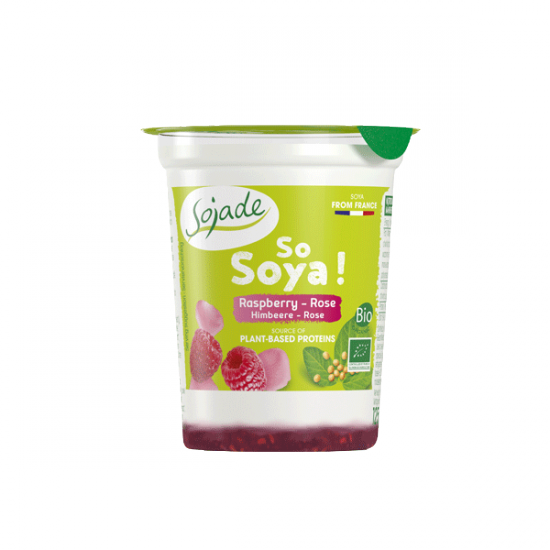 So Soja – Frambuesa Rosa