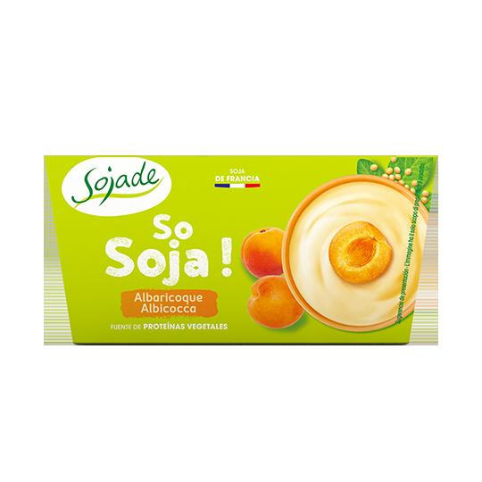 Sojade especialidad de soja – Albaricoque