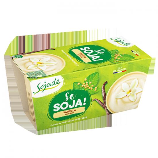 Sojade especialidad de soja – Vainilla