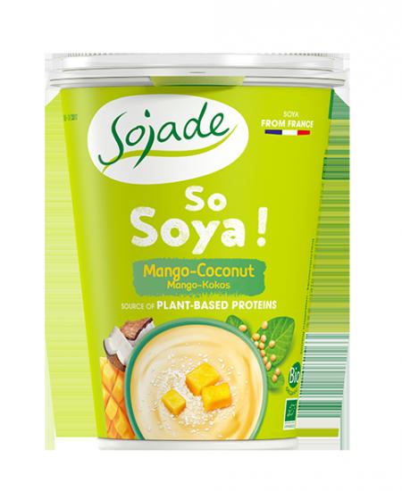 Sojade especialidad de soja – Mango y Coco