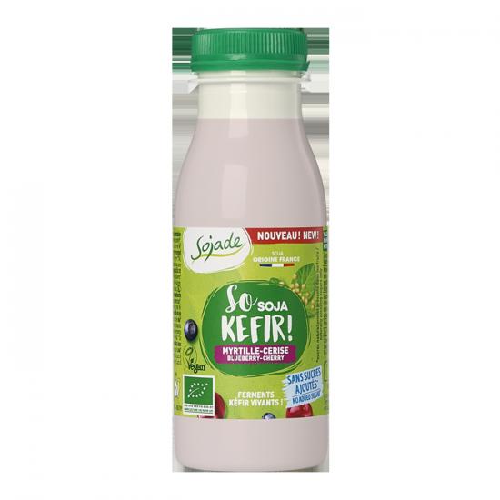 Kefir de soja Arándanos- Cereza